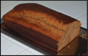 Notre gâteau à la châtaigne